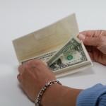 Pad of Cash